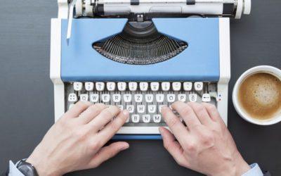 4 errores comunes que todos cometemos al bloguear