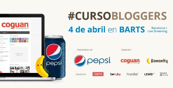 Curso para Bloggers Lata Pepsi