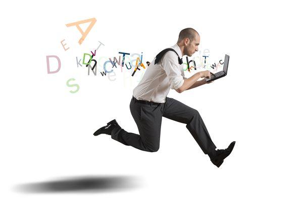Estar al día en el blogging no es sencillo