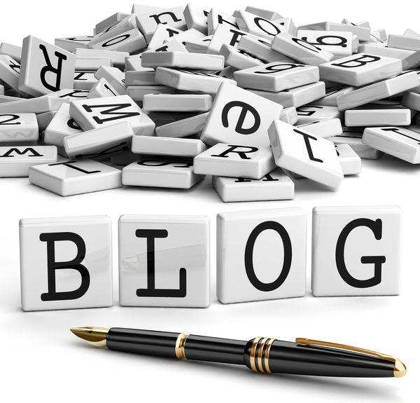 Los tres componentes de un blog
