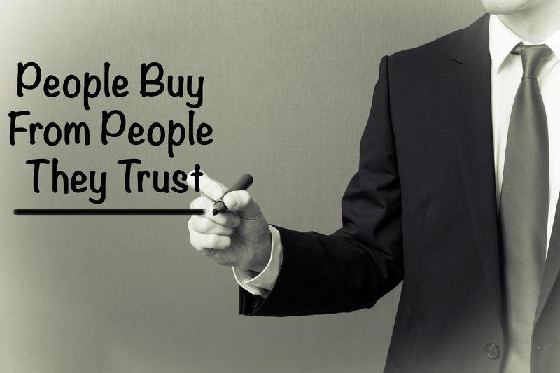 Vender valor y seguridad clave para triunfar con tu negocio en Internet