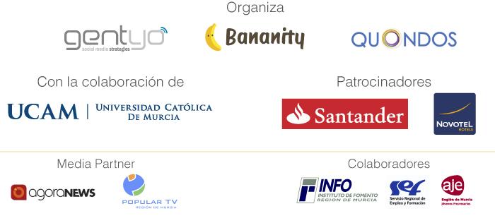 Logos #cursobloggers Murcia
